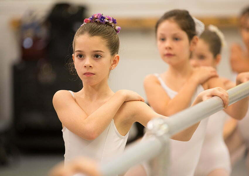 Pre-Professional Division | Ballet Academy East