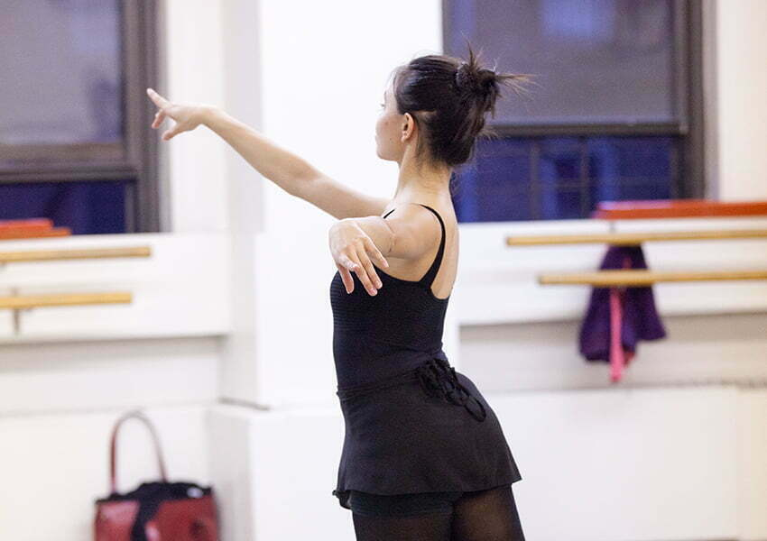 """""""Coming to BAE for ballet and fitness classes is such a treat. The faculty  and facilities are amazing b6e16c737"""
