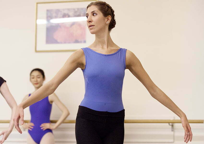 """""""Coming to BAE for ballet and fitness classes is such a treat. The faculty  and facilities are amazing, the classes are inspiring and the comradery  among ..."""