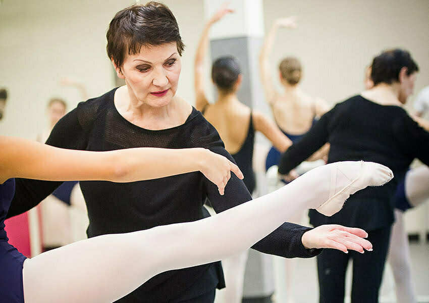 August Intensive | Ballet Academy East