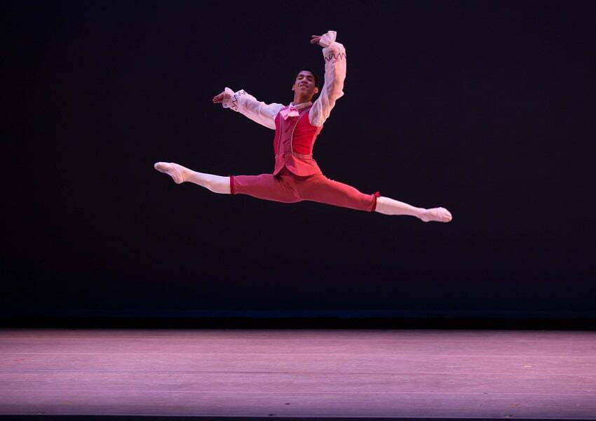 Spring 2017 2 Ballet Academy East